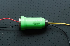 USB car charger modified